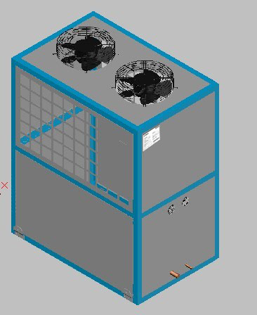 10 - 25P比泽尔箱式中高温机组-详细介绍