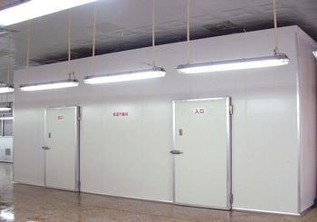 CTI华测检测超低温冷库建