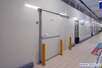 上海美吉食品冷藏库施工