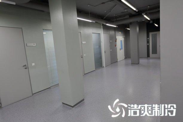 浙江达缘供应链双温冷库工程项目