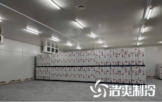 49500m³洽洽食品加工冷库项目