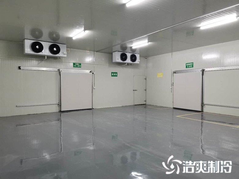 武汉冷库安装客户案例
