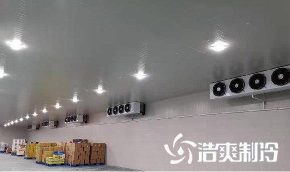 临海市疾病预防控制中心冷藏库