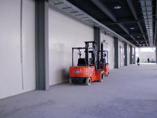 钢结构冷库设计方案