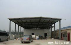 大型钢结构水果冷库安装
